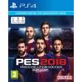 PES 2018 - Pro Evolution Soccer 2018 FC Barcelona Edition