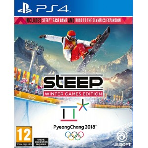 Steep – Winter Games Edition