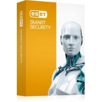 ESET NOD32 Smart Security 3 PC 1 Year
