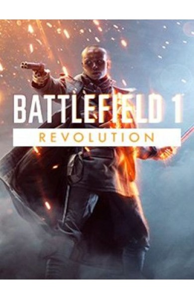 Battlefield 1 REVOLUTION Origin