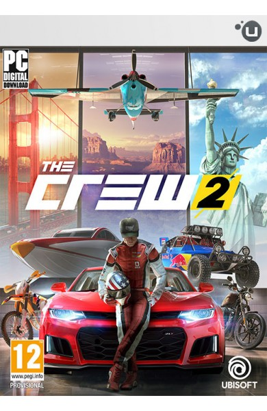 The Crew 2 (Uplay key)