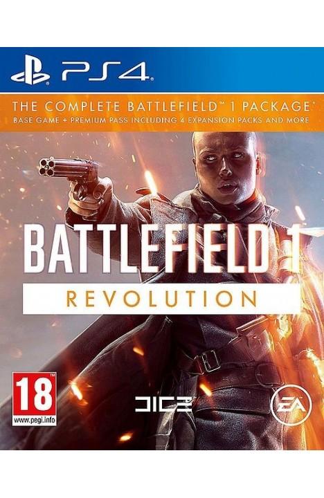 Battlefield 1 - Revolution + Titanfall