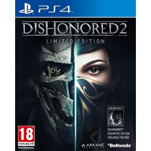 Dishonored 2 + Poklon Igra