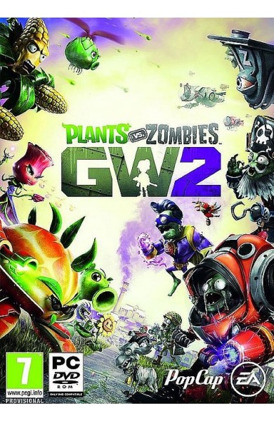 Plants VS Zombies - Garden Warfare 2 - Origin