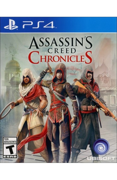 Assassin's Creed Chronicles - Trilogy