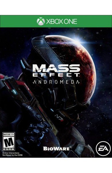 Mass Effect Andromeda Deluxe Recruit Edition (XBOX ONE)