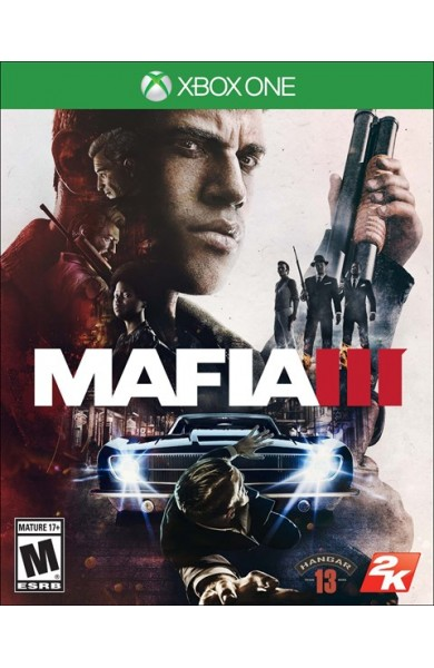 Mafia 3 Deluxe Edition (XBOX ONE)