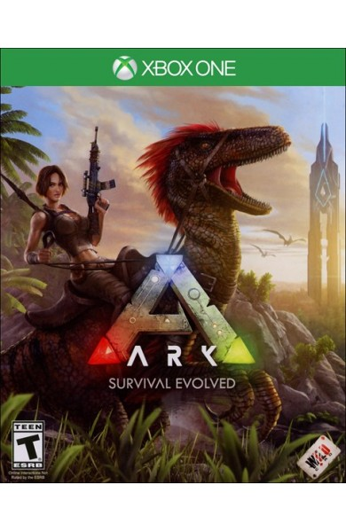 ARK Survival Evolved Explorers Edition (XBOX ONE)