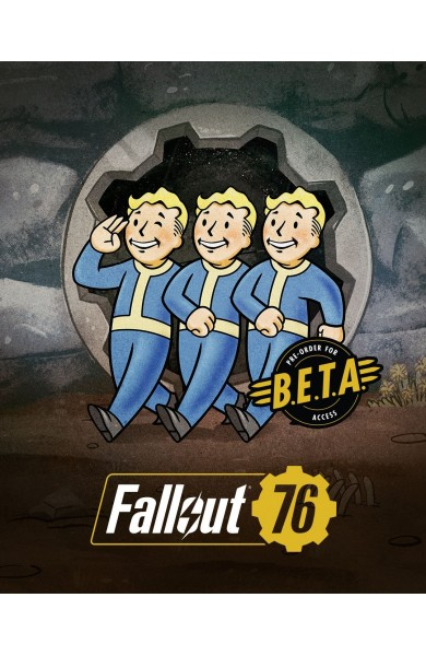 Fallout 76: BETA Key [PC, PS4, Xbox One]