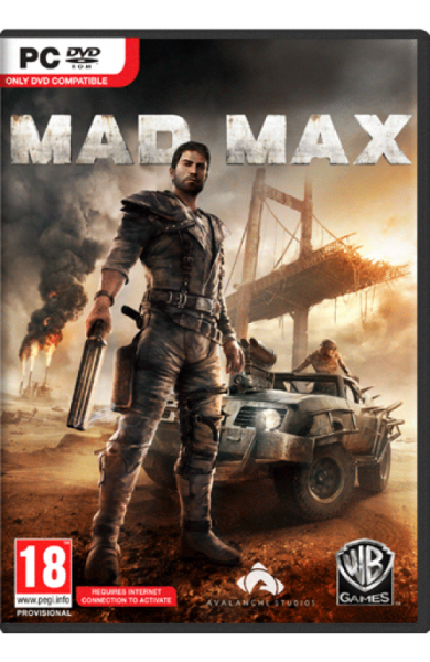 Mad Max - Steam
