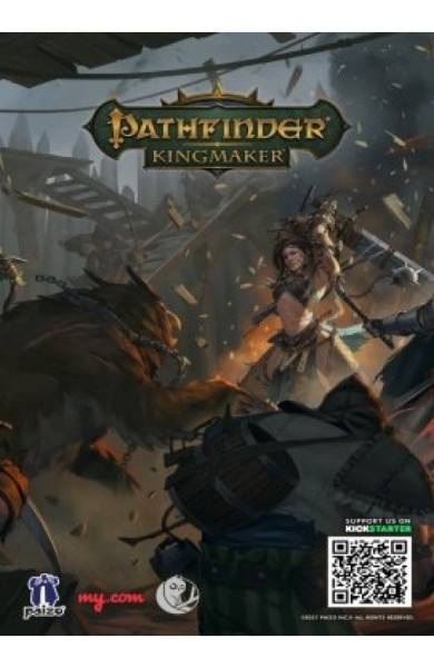 Pathfinder Kingmaker - Steam