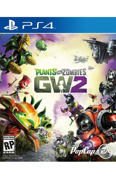 Plants vs. Zombies Garden Warfare 2 Deluxe Edition