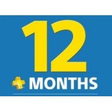 PlayStation® Plus u trajanju od 12 meseci + Igra