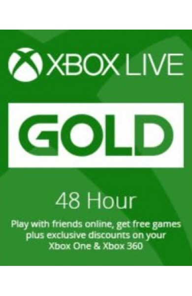 Xbox Live 48 Hours Trial